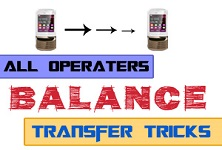 Balance Transfer Tricks