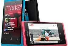Win Nokia Lumia 800