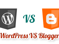 Blogger Vs WordPress 2012