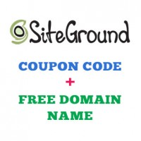 SiteGround Coupon: 60% OFF + Free Domain