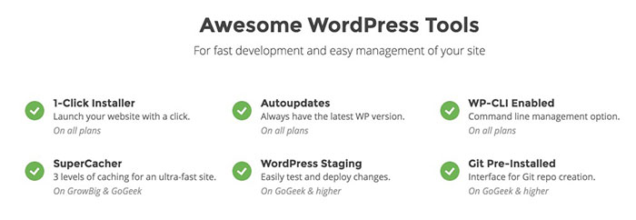 SiteGround Review: Managed WordPress Hosting