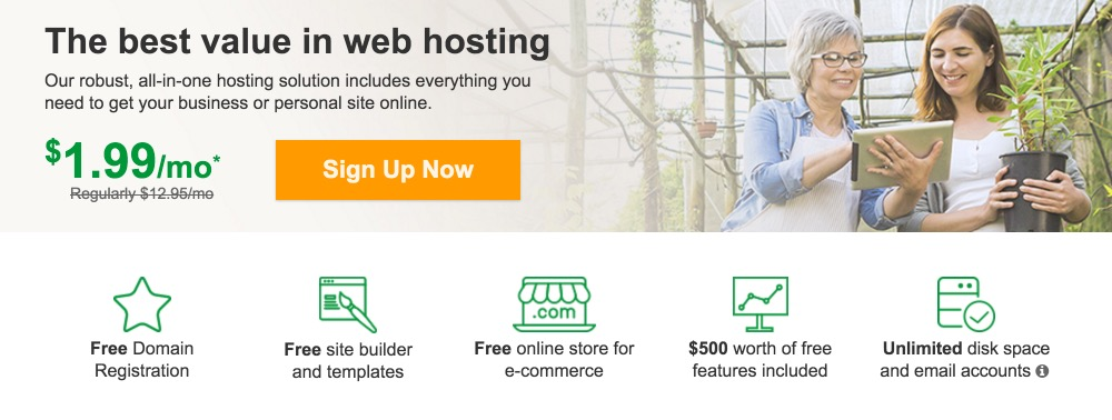 iPage Intro - Best Web Hosting Provider