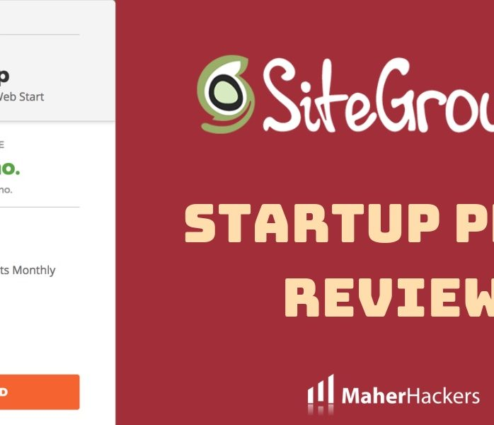 SiteGround StartUp Review