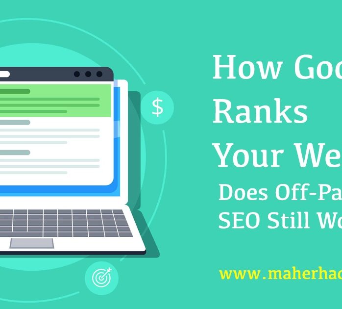 How Google Ranks Your Page