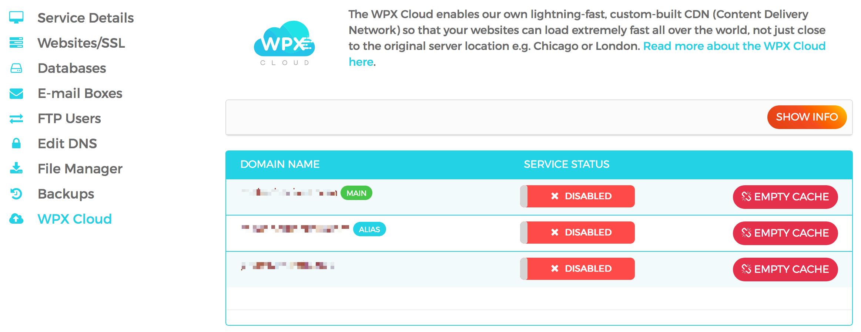 WPX Cloud