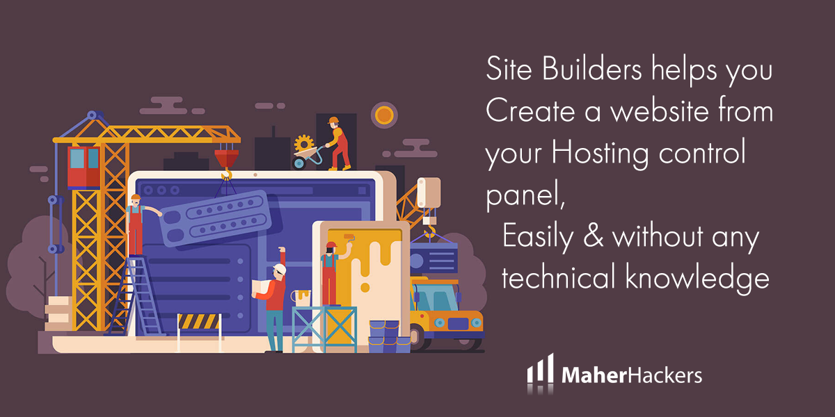 Hosting Site Builders