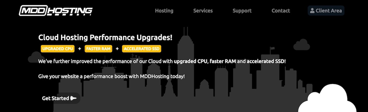 MDDHosting Review