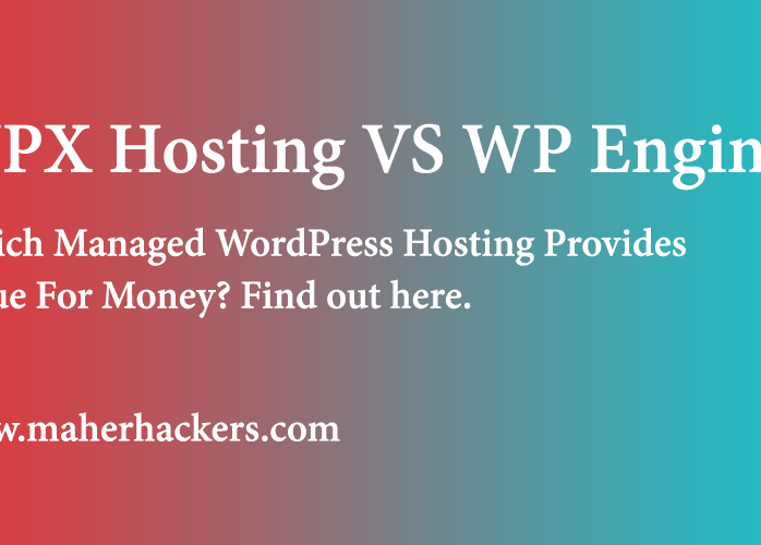 WPX Hosting Vs WP Engine