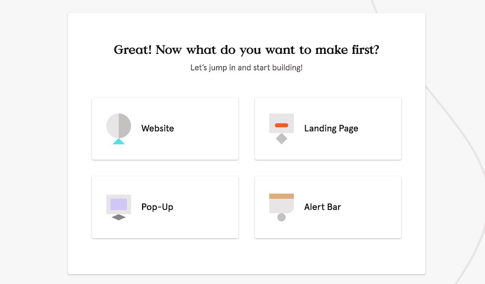 Leadpages - Create Landing Page