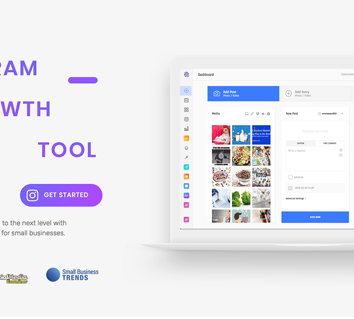 MaherGram - Instagram Automation Tool
